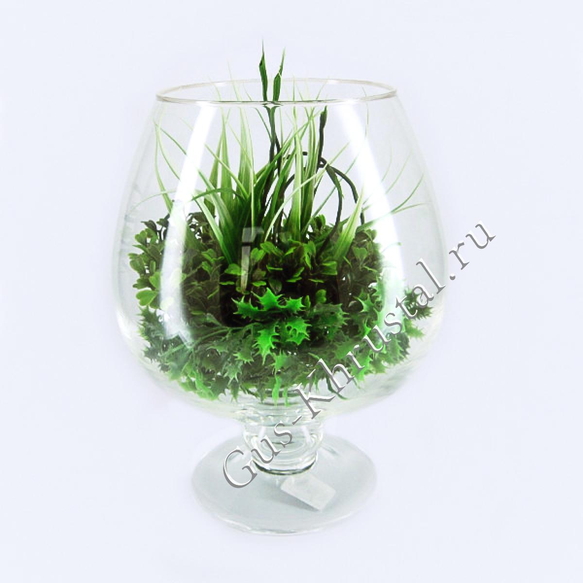 Ваза Бокал 3,5 литра (стекло)